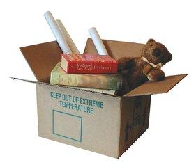 box na stěhování